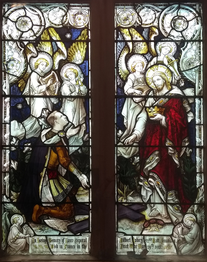 Rubery Gilbert Window 96